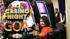 Casino Night In Goa | Deltin Royale Casino Full Tour | Goa Vlog 02