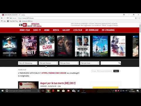 Come Guardare Film In Streaming Gratis Senza Registrazione