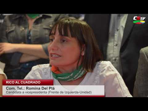 Del Plá: Macri se va