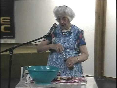 Making Rum Cake