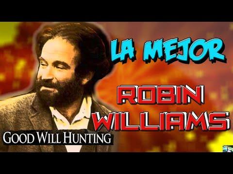 Good Will Hunting: LA MEJOR PELÍCULA DE ROBIN WILLIAMS - BY: JINSHU WANJIA (2019)