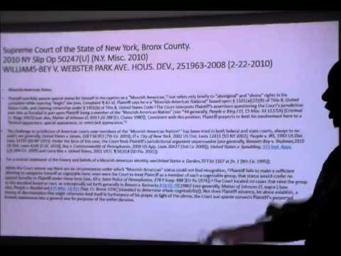Caananland Moors and RV Bey Publications Exposed!!!