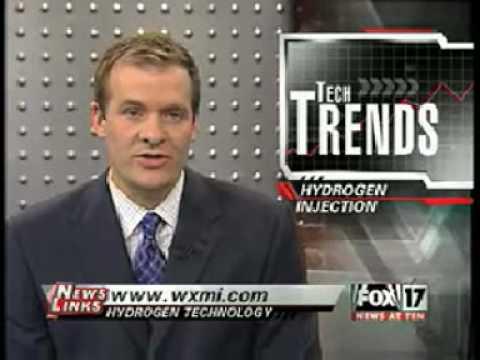 Fox News Tech Trends Hydrogen Generator in Comercial Vehicles
