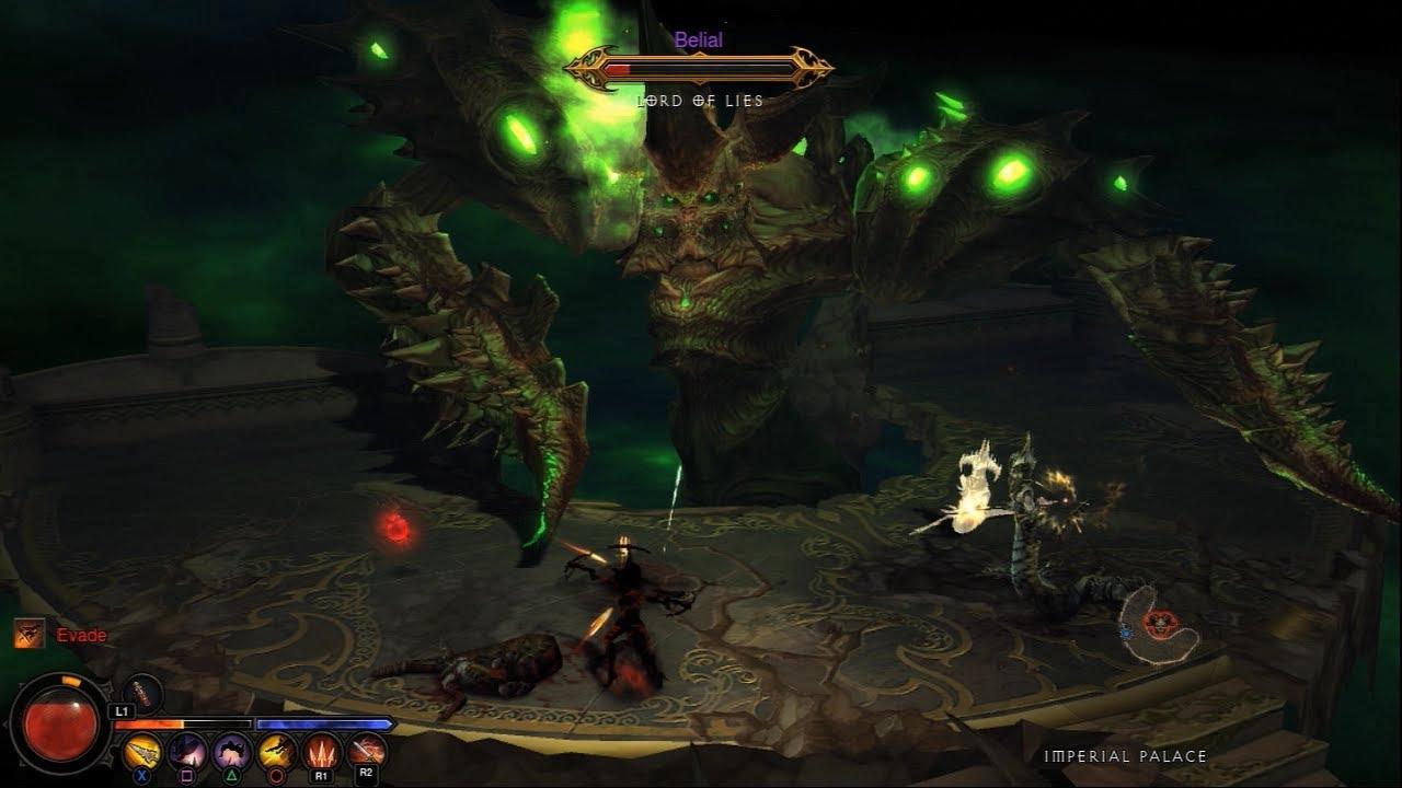 Diablo 3 console - Diablo Wiki