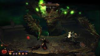 Diablo III Console Sizzle Reel
