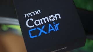 Tecno Camon CX Air   Unboxing & First Impression   Best Mid Budget Smartphone