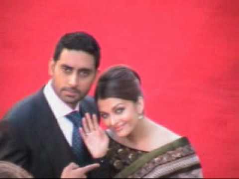 """Aishwarya Is Mine Now"" - Abhishek Tells a Fan at WORLD PREMIERE OF 'RAAVAN' IN LONDON"