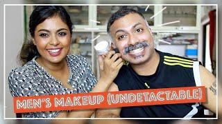 Natural Makeup For MEN (BEGINNERS / EASY / EVERYDAY / NO MAKEUP MAKEUP)