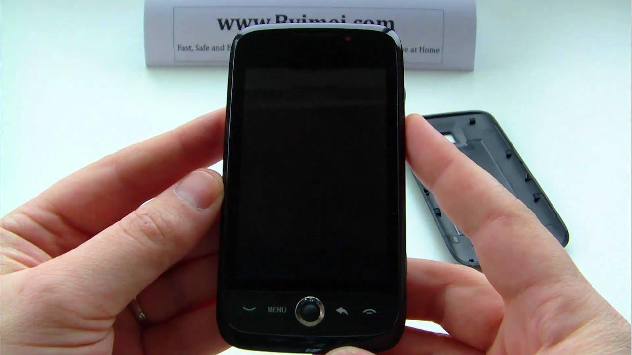 TMN A1, Huawei U8230 Unlock & input / enter code AVI by Byimei