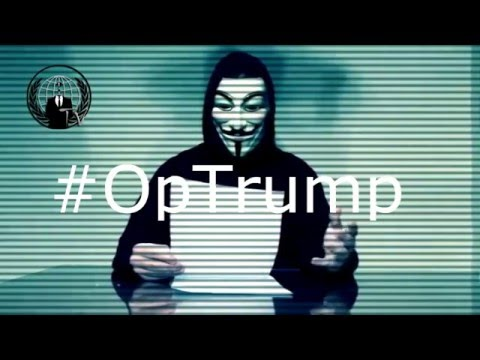Anonymous Declares war on Donald Trump | Official Message