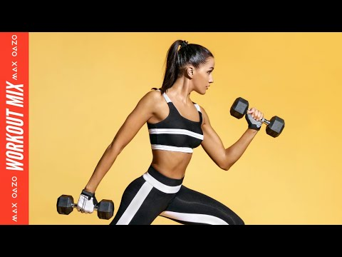 Summer Workout Mix 2021🔥 Fitness & Gym Motivation🔥  Best Deep House Music by Max Oazo