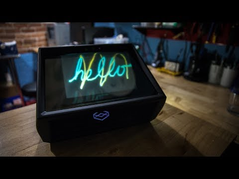 Download Youtube: Hands-On with HoloPlayer One Display!