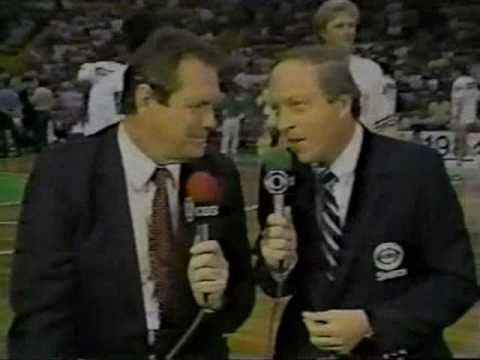 1984 NBA Finals: Lakers at Celtics, Gm 5 part 1/14