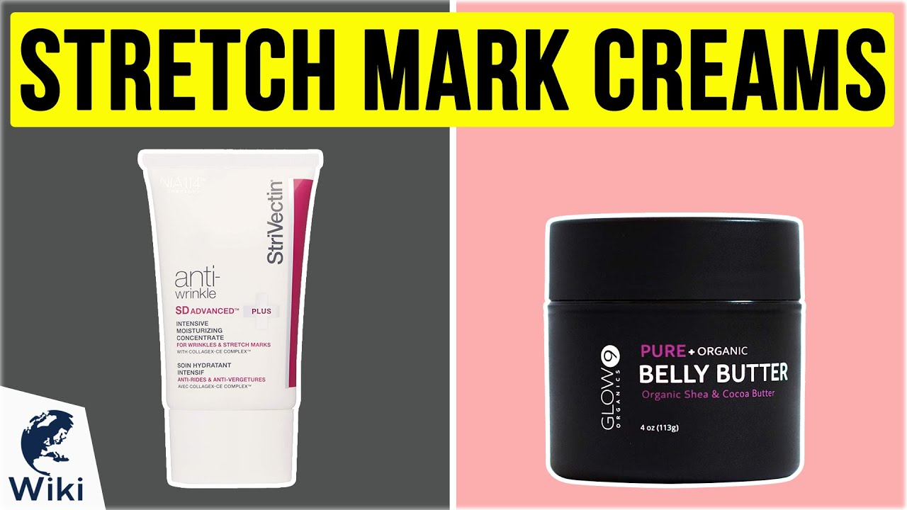 Top 10 Stretch Mark Creams Of 2020 Video Review