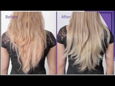 Step by Step: De Sírius Blonde Line Matize - Remove Yellow Tones