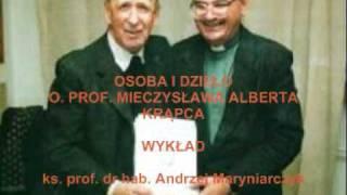 Osoba i dzieło o. prof. Mieczysława Al...
