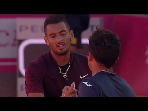Nick Kyrgios Vs Nicolás Almagro ATP Estoril 2016 SF ᴴᴰ