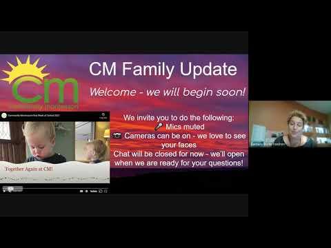 CM Family Update 8-16-21