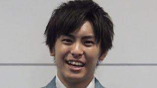 2016年6月23日 ダンス&ボーカルユニットのDream5の高野洸さんが「ROCK ...