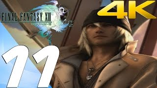 Final Fantasy XIII - Walkthrough Part 11 - Serah