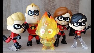 Incredibles 2 Funko Mystery Mini Review