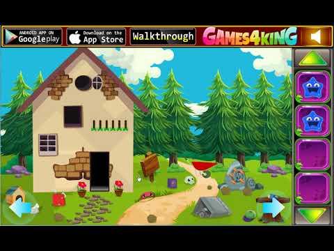 G4K Green Turtle Rescue Game Walkthrough