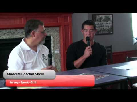 Mudcats Show Live From Jerseys Sports Grill   22 June 2015