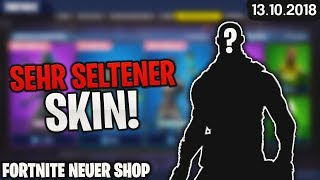 FORTNITE SHOP from 13.10 - 😱 RARE SKIN! 🛒 Fortnite Daily Item Shop Today (13 October 2018) | Detu