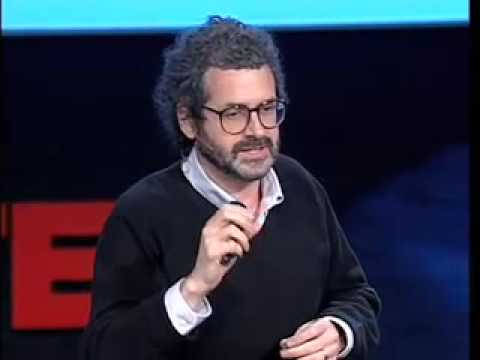 Neil Gershenfeld: The beckoning promise of personal fabrication