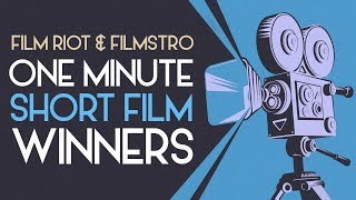One Minute Short Film Winners - 2018