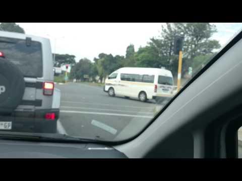 Taxi antics in Rivonia, Johannesburg