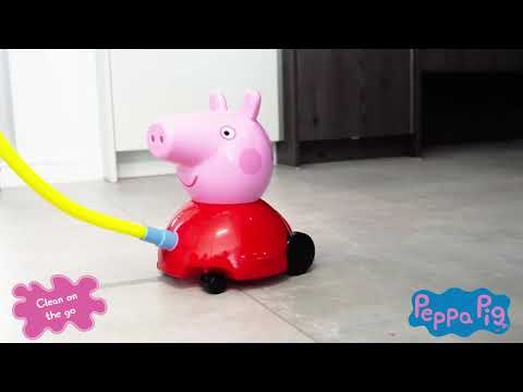 Peppa's Vacuum Cleaner - Smyths Toys