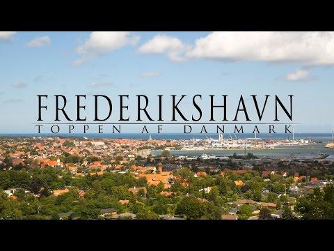 Frederikshavn - The little big city  - port of opportunities at the Top of Denmark