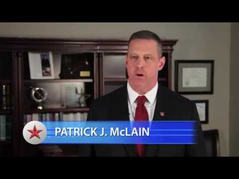 Military Lawyer Patrick McLain Discusses History in Military & As Jag Lawyer
