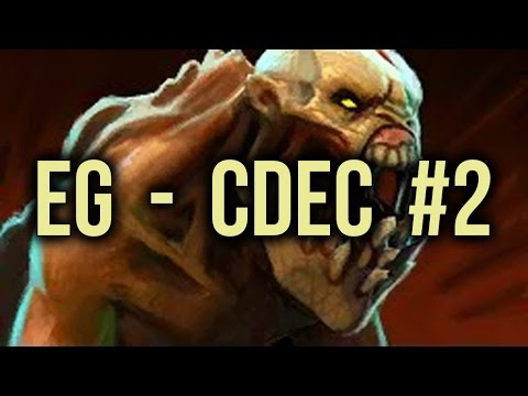 EG vs CDEC Highlights Dota 2 Frankfurt Major 2015 Upper Bracket Game 2