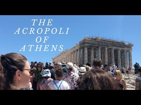 Ep 367: The Acropolis and Exploring Tirana, Greece and Albania Travel Vlog part 8