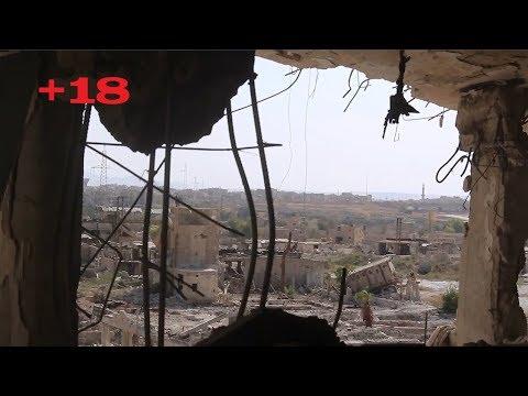 Battles for Syria | October - Early November of 2017 | Ain Tarma - Jobar Front