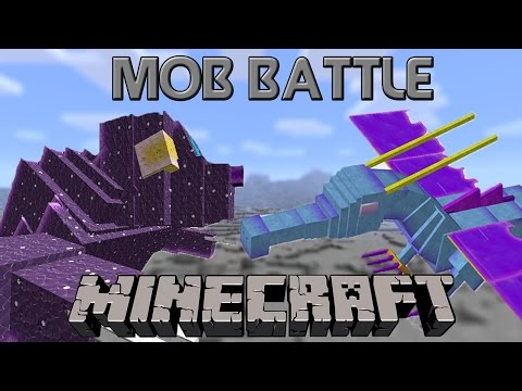[RO] Minecraft Mob Battle - EP 09 - URSA MAJOR vs WINDIGO [HD]