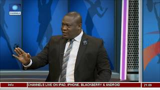 Analysing African Teams Performance In The World Cup |Sports Tonight|