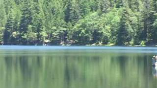 Applegate Lake, Jackson County, Oregon. Near Grants Pass, Or