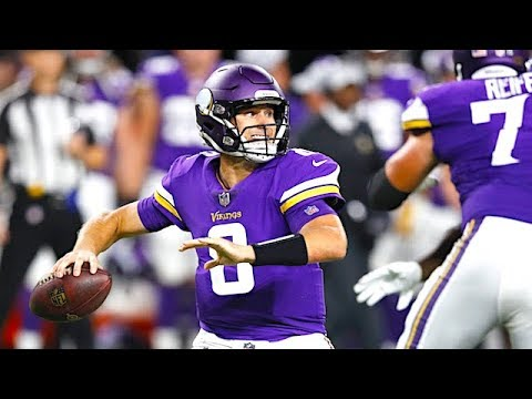 Vikings Insider Jim Souhan on the Trouble with Kirk Cousins | The Dan Patrick Show | 12/12/18