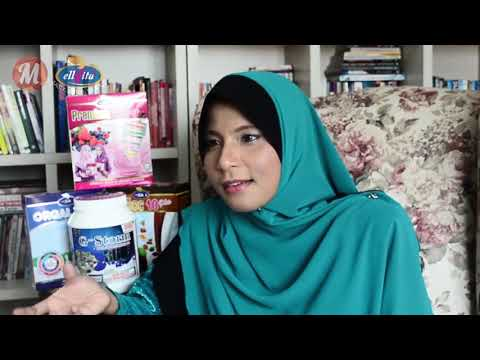 Temubual bersama Majalah Niaga: Dr Zara akui ellvita produk minuman no.1 Malaysia