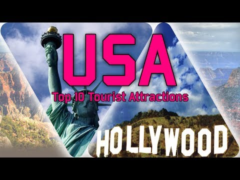 USA Top 10 Tourist Attractions