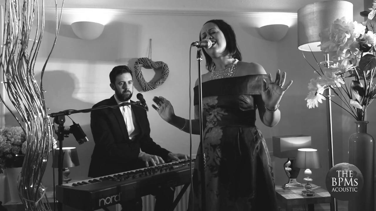 The BPMs Acoustic O JAZZ DEMO Nottingham Wedding Band Duo Trio
