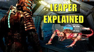 Leaper necromorph | Dead space 1, 2, and 3 | Biology, Sounds, Physical characteristics, and Death