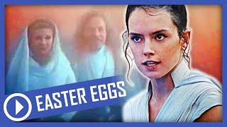 Star Wars 9: Die 10 besten Easter Eggs | The Rise of Skywalker