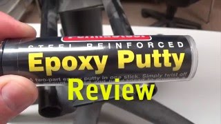 Epoxy Putty Review