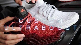 Custom Adidas UltraBoost