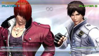 The King of Fighters XIV Demo Quick Play