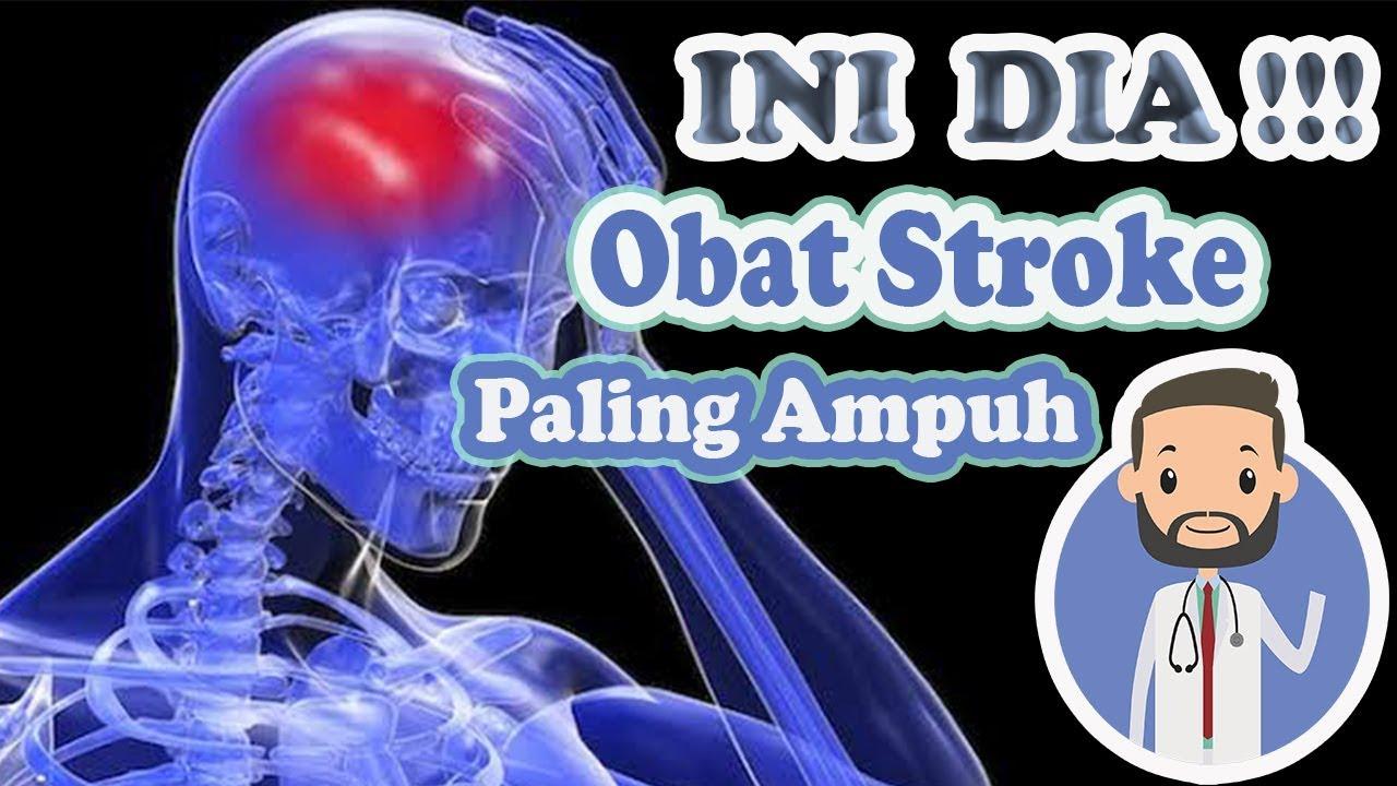 Obat Stroke Herbal (Paling Ampuh Atasi Stroke) Tanpa Efek ...